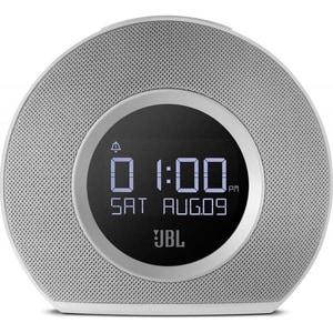 Radio cu ceas JBL Horizon, Bluetooth, Ceas, Powerbank, alb DOCJBLHORIZONW