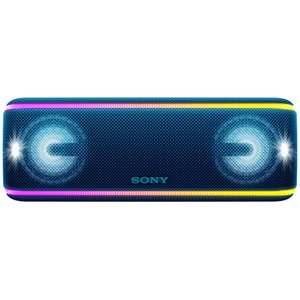 Boxa portabila SONY SRS-XB41L, Bluetooth, NFC, Wireless, EXTRA BASS, Party Booster, Waterproof, albastru DOCSRSXB41L