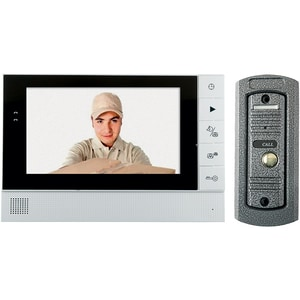 Interfon video de poarta HOME DPV 25, 7 inch, color SOIDPV25