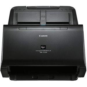 Scanner CANON imageFORMULA DR-C230, A4, USB 3.0, Duplex, negru PAPDRC230