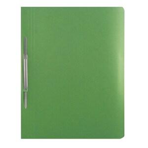 Dosar cu sina RTC Super, A4, carton, 10 bucati, verde PBODS104S