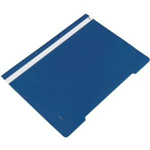 Dosar cu sina NOKI, A4, plastic, 25 bucati, bleumarin PBODW000004