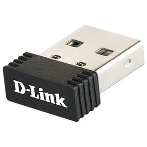 Adaptor USB Wireless D-LINK DWA-121 N 150 Pico, 150 Mbps, negru ADWDWA121