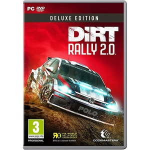 DiRT Rally 2.0 Deluxe Edition PC JOCPCDRTRLY2D