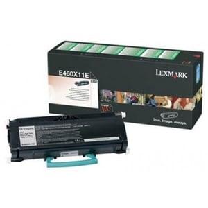 Toner LEXMARK XXL E460X11E Return Program, negru CSME460X11E