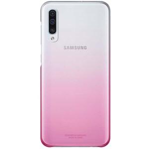 Carcasa Gradation Cover pentru SAMSUNG Galaxy A50, EFAA505CPEGWW, roz AHSEFAA505CPEGWW