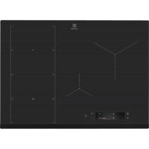 Plita incorporabila ELECTROLUX EIS7548, Inductie, 4 arzatoare, Touch control, negru PLTEIS7548