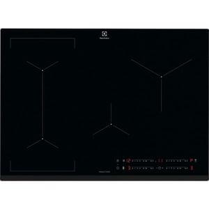 Plita incorporabila ELECTROLUX EIV734, Inductie, 4 arzatoare, Touch control, negru PLTEIV734