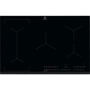 Plita incorporabila ELECTROLUX EIV835, Inductie, 5 arzatoare, Touch control, negru PLTEIV835