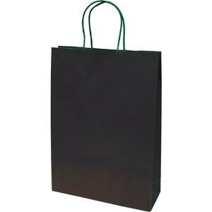 Punga cadou EUROCOM, 42 x 31 x 11 cm, carton, negru PBHEM075229