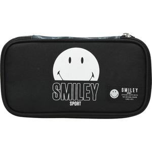 Penar oval SMILEY Pro, negru-alb PBSEM530169