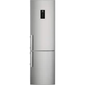 Combina frigorifica ELECTROLUX EN3790MKX, No Frost, 319 l, H 200.5 cm, Clasa A++, argintiu CBFEN3790MKX
