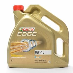 Ulei Motor CASTROL EDGE, 0W-40, 4L AUTESP0404X4L