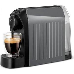 Espressor TCHIBO Cafissimo Easy 380837, 0.65l, 1250W, 15 bar, gri inchis-negru EXSCAFISSIMOGR