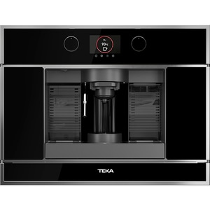 Espressor automat incorporabil cu capsule TEKA CLC 835 MC, 1l, 2100W, negru EXSCLC835MC