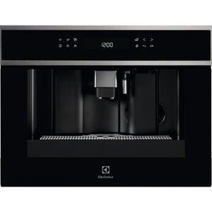 Espressor automat incorporabil ELECTROLUX EBC65X, 1.8l, 1350W, negru EXSEBC65X