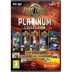 Euro Truck Simulator 2 Platinum Collection PC JOCPCEUROTRPE