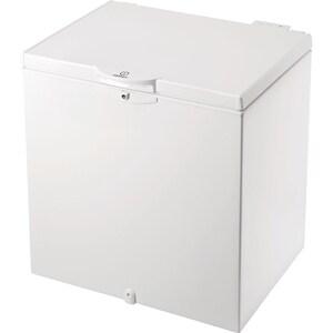 Lada frigorifica INDESIT OS 1A 200 H, 204l, 86.5 cm, A+, alb LZFOS1A200H