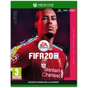 FIFA 20 Champions Edition Xbox One JOCXONEFIFA20CE