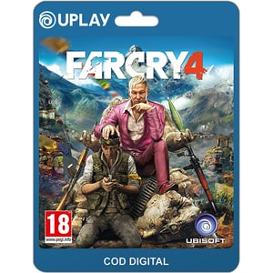 Far Cry 4 PC (licenta electronica Uplay) SRVCDM1010067