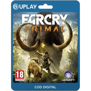 Far Cry Primal PC (licenta electronica Uplay) SRVCDM1010104