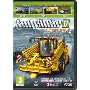 Farming Simulator 17: Official Expansion 2 PC JOCPCFARM17OE2