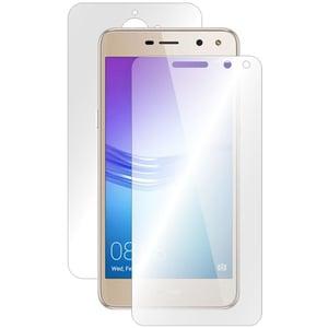 Folie protectie pentru Huawei Y6 III (2017), SMART PROTECTION, fullbody, polimer, transparent AFS1849