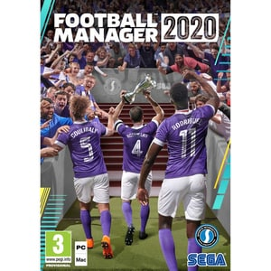 Football Manager 2020 PC JOCPCFM2020