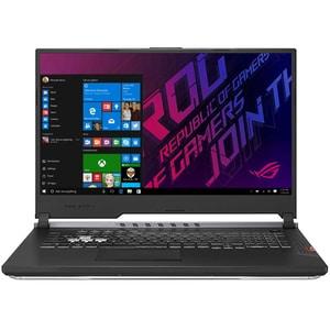 "Laptop Gaming ASUS ROG Strix Scar III G731GV-EV027T, Intel Core i7-9750H pana la 4.5GHz, 17.3"" Full HD, 16GB, HDD 1TB + 256GB SSD, NVIDIA GeForce RTX 2060 6GB, Windows 10 Home, Gunmetal LAPG731GVEV027T"