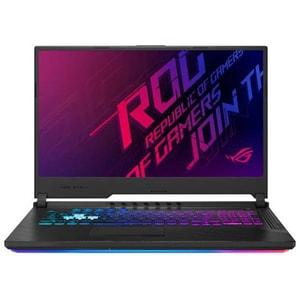 "Laptop Gaming ASUS ROG Strix G G731GV-EV041, Intel Core i7-9750H pana la 4.5GHz, 17.3"" Full HD, 16GB, SSD 512GB, NVIDIA GeForce RTX 2060 6GB, Free Dos, Negru LAPG731GVEV041"
