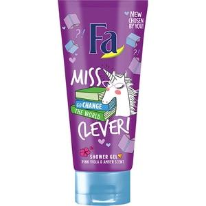 Gel de dus FA Teens Miss Clever, 200ml GEL2463060