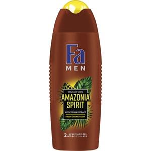 Gel de dus FA Men Amazonia Spirits, 400ml GELHBFA0244