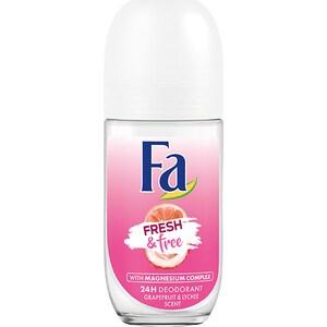 Deodorant roll-on FA Fresh&Free, 50ml GELHBFA0266