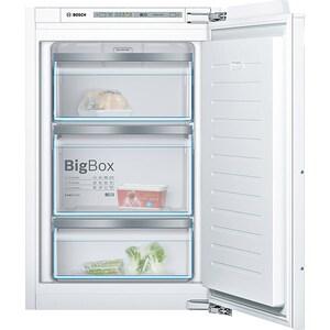Congelator incorporabil BOSCH GIV21AF30, LowFrost, 97 l, H 87 cm, Clasa A++, alb CGLGIV21AF30