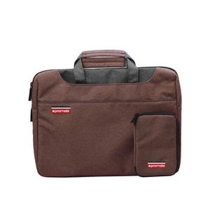 "Geanta laptop PROMATE Desire-L, 15.6"", maro GNTDESIRELBR"