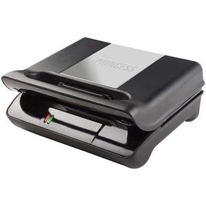 Gratar electric PRINCESS Compact Flex 111700101001, 700W, negru-argintiu GRT0111700101001