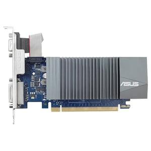 Placa video ASUS NVIDIA GeForce GT 710, 2GB GDDR5, 64bit, GT710-SL-2GD5-BRK CSAGT710SL2GBRK