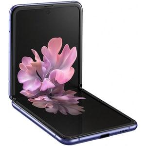 Telefon Samsung Galaxy Z Flip, 256gb, 8gb Ram, Dual Sim, Mirror Purple
