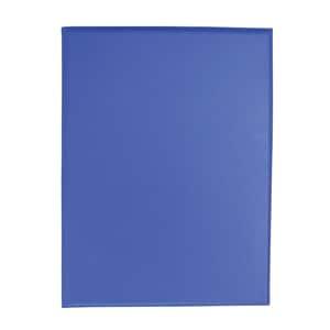 Clipboard dublu RTC, A4, PVC, albastru PBOHS034212