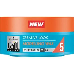 Ceara modelatoare pentru par TAFT Creative Looks, 75 ml HSTHBTA0010