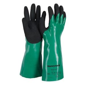 Manusi de protectie HONNEYWELL MaxCoat, 35 cm, nitril, marime 10 EPRHW000610