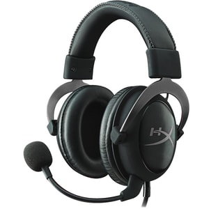 Casti Gaming HyperX Cloud II Gun Metal, 7.1 surround, USB, 3.5mm, negru CASKHXHSCPGM