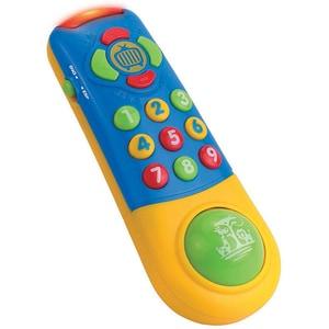 Jucarie interactiva LITTLE LEARNER Prima mea telecomanda 4239T, 12 luni+, multicolor JBB4239T