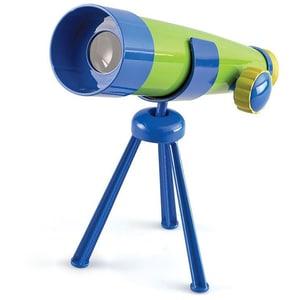 Jucarie de rol LEARNING RESOURCES Primul meu telescop LER2817, 3 - 7 ani, albastru-verde JINLER2817
