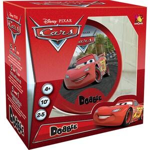 Joc de societate ASMODEE Dobble Cars ASDOCA01CZ, 4 ani+, 2 -5 jucatori JOCASDOCA01CZ