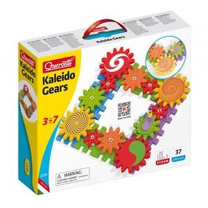 Joc constructie QUERCETTI Kaleido Gears Starter Q2339, 3 - 7 ani, 37 piese JOCKALQ2339
