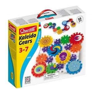 Joc constructie QUERCETTI Kaleido Gears Q2341, 3 - 7 ani, 55 piese JOCKALQ2341