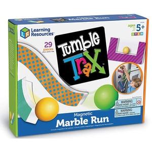 Joc de logica STEM LEARNING RESOURCES Tumble Trax LER2821, 5 - 9 ani, multicolor JOCLER2821
