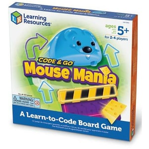 Set STEM LEARNING RESOURCES Cursa soriceilor LER2863, 5 - 9 ani, 2 - 4 jucatori JOCLER2863