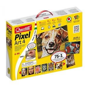 Joc creativ QUERCETTI Pixel Art Q0805, 6 - 99 ani, 6800 piese JOCPIXELQ0805